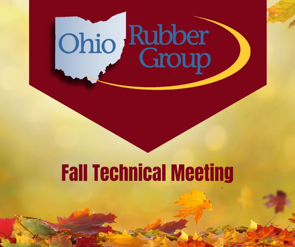 Fall Technical Meeting